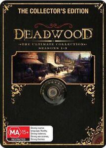 Deadwood - Season 1-3 - Ultimate Collection - Collectors Edition DVD