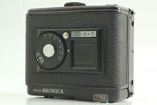 *NEAR MINT* Zenza Bronica GS 120 6x7 Film Back Holder For GS-1 #FedEx# JAPAN
