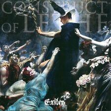 CONSTRUCT OF LETHE Exiler CD