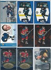 Pavel Bure  35-Lot Inserts Parallel Oddball   Lot 3