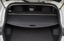 Rear Trunk Shade Cargo Cover Nets for 2014-2017 Nissan X-Trail Rogue Black
