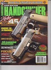American Handgunner May/June 2014 Airsoft/Airguns/Kimber .45/ .30 Carbine