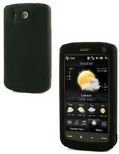 Housse silicone noire HTC Tatoo