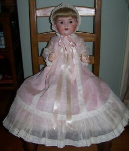 STUNNING ARMAND MARSEILLE 990 CHARACTER BABY IN LARGE SIZE