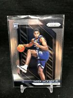 2018-19 Panini Prizm Jaren Jackson Jr #66 Rookie Card RC Grizzlies Base AE15