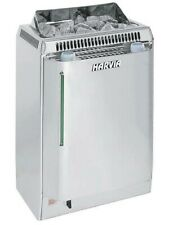 Electric Heater Harvia Topclass Combi 5- 9 kW Automatic or Manual Water Refill