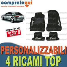 TAPPETI PER ALFA ROMEO BRERA TAPPETINI AUTO SU MISURA + 4 DECORI TOP RICAMATI
