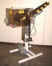 MACHINE CORP. / MGS MODEL RPP-431 SINGLE LANE PICK AND PLACE