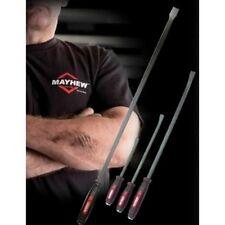 "Mayhew 81300 Dominator 58"" Curved Screwdriver Pry Bar w/Screwdriver Pry Bar Set"