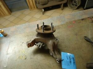 Driver Left Front Spindle/Knuckle Fits 02-07 RENDEZVOUS 109602
