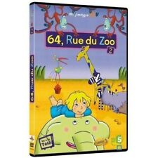 64 rue du Zoo Volume 2 DVD NEUF SOUS BLISTER