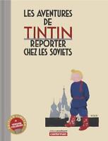 Hergé – Tintin au Pays des Soviets – Couleurs luxe  - Moulinsart / Casterman