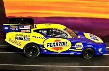 New Ron Capps Pennzoil NAPA NHRA Funny Dodge Charger HO slot car 4 Gear  R24 AW