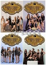 Basketball Wives ~ Complete Season 1-4 (1 2 3 & 4 ) ~ BRAND NEW DVD SETS