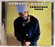 Conscious Voice by Junior Kelly (CD, Jun-2002, Jet Star (USA))