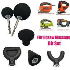 2019 Percussion Massage 6PC Tip Bit For Jiigsaw Massager Adapter Attachment Worx