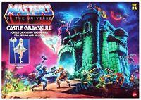 Mattel Masters of the Universe Origins Castle Grayskull Playset MOTU PREORDER