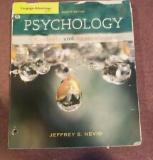 Cengage Advantage Nevid - Psychology Concepts & Applications w/ CourseMate