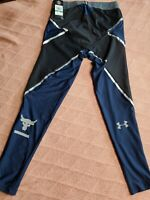 Under Armour Project Rock Core Mens Tights Compression Pants Size Medium