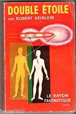 LE RAYON FANTASTIQUE n°59 ¤ ROBERT HEINLEN ¤ DOUBLE ETOILE ¤ EO 1958