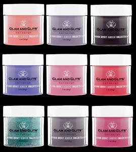 Glam and Glits Nail Design- Mood Effect Acrylic Powder - Pick Any !!!!!