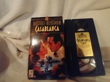 Casablanca (Vhs, 1992)