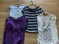 Lot Of 4 Womens Tops Large/ XL