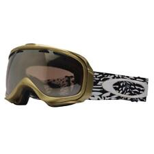 Oakley 57-361 MARIE FRANCE-ROY ELEVATE Verve Gold Iridium Snow Ski Goggles .