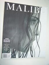 MALIBU MAGAZINE September 2014 ~ Ana Beatriz Barros Brand New