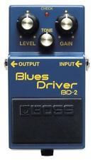 Boss BD-2 Blues Driver Overdrive Pedal