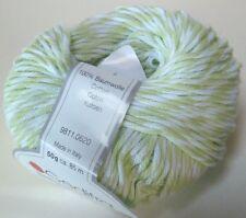 Gedifra - Beauty Cotton #3888 Lime & White
