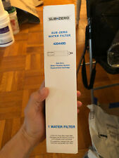New listing Sub-Zero 4204490 Refrigerator Water Filter Replacement Cartridges