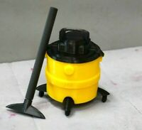 RC 1/10 Scale SHOP VAC Yellow Garage Rock Crawler Doll House Accessories USA