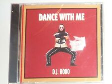 """""""STILL SEALED"""" CD by D.J. BOBO """"DANCE WITH ME"""""""
