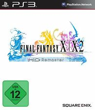 Final Fantasy X/X-2 HD Remasterización PS3 Playstation 3 nuevo + embalaje orig.