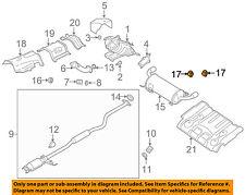 MAZDA OEM 07-12 CX-7 2.3L-L4-Exhaust Bracket BPC240061A