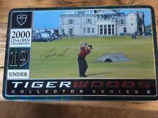Nike Tiger Woods Collector Series #2 2000 129th British Open Golf Ball Set