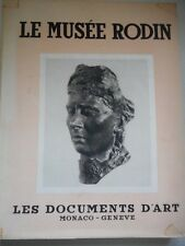 GRAPPE GEORGES - LE MUSEE RODIN