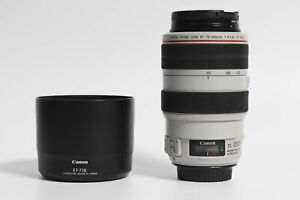 Canon EF 70-300mm f/4.5-5.6 L IS USM - used, great conditions