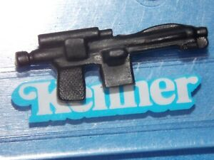 VTG~1977~1984~1985~KENNER~STAR~WARS~POTF~LUKE~STORMTROOPER~V1C~BLACK~BLASTER~GUN
