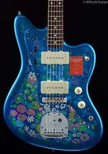Fender MIJ Traditional '60's Jazzmaster Blue Flower Rosewood (411)