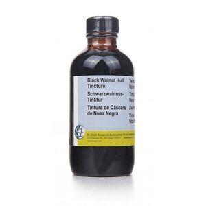 Parasite Cleanse - Black Walnut Tincture 4 oz Extra Strength - Dr Hulda Clarks