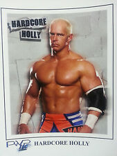 Hardcore Bob Holly 8x10 Photo wwe wwf ecw wcw tna roh pwg njpw