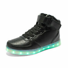Women/Men LED Luminous Skateboard Shoes Night Light Sport Sneaker