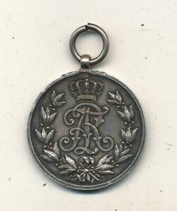 Orden / Ehrenzeichen - Friedrich August Medaille in Silber 1905