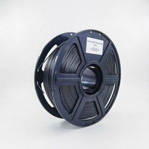 PETG-Carbon Fibre filament 1.75 1kg black