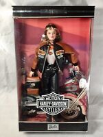 Harley-Davidson Motorcycles Barbie #4 Collector Edition 1999 25637 New in Box