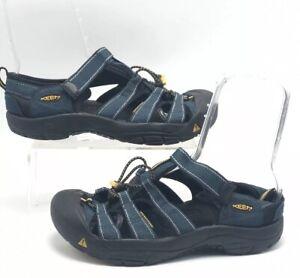 KEEN Kids Youth Water Sport Hiking Walking Trail Sandals 6 Blue 39