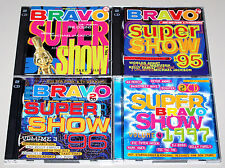8 CD COLLECTION-Bravo super show 1 2 3 4 - 94 95 96 97 Kelly Family M Jackson