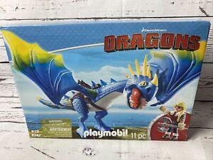 Playmobil - How to Train Your Dragon: Astrid & Stormfly (DreamWorks) Box Damage